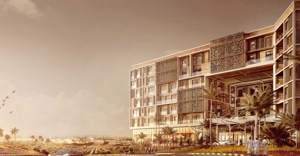Residential Complex In Muscat